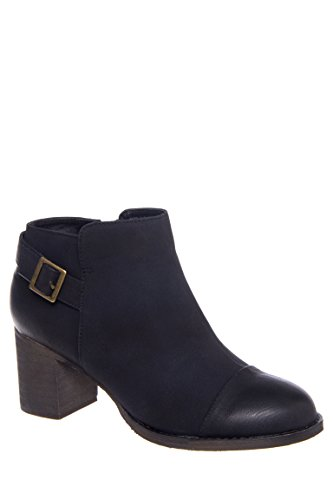 Country Low Heel Bootie