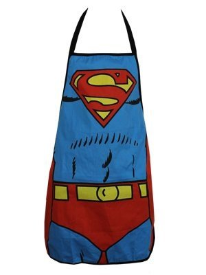 Superman Torso Apron