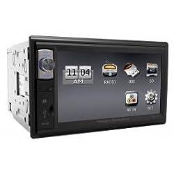 See Power Acoustik PDR654 2-DIN DIGITAL MEDIA RECEIVER with 6.5-Inch L Details