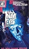 The Hills Have Eyes Part 2 VHS Tape