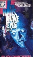 The Hills Have Eyes Part II [VHS] [Import]