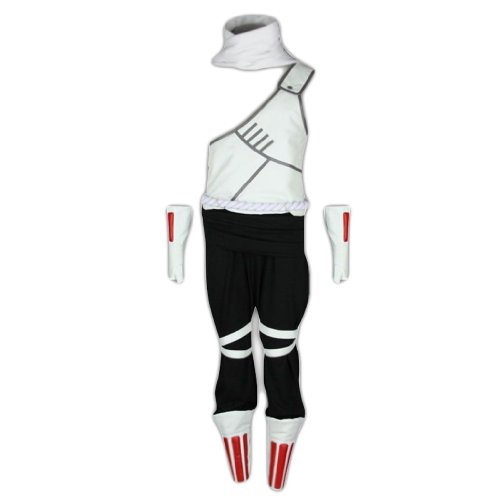 Naruto Cosplay Costume -Killer Bee 1st Kid Large