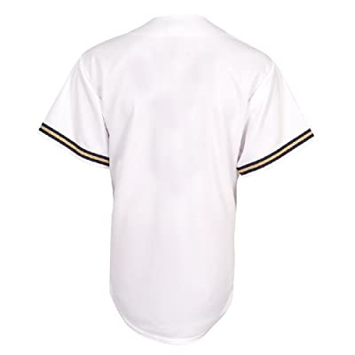 MLB Milwaukee Brewers Home Replica Baseball Youth Jersey, White