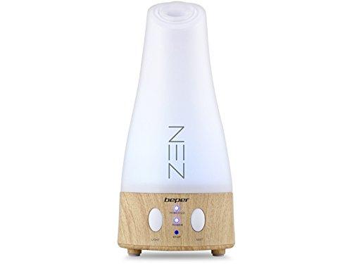 Beper 70,411-Diffusore per oli essenziali con lampada LED