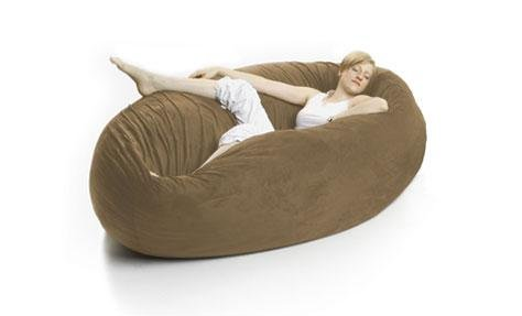 bean bag cuddle chair