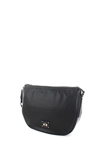 La Martina 380008 Borse a spalla Borse e Accessori Eco-pelle Black Black TU