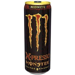 Monster Midnite X-PRESSO Coffee Energy 285ml (Coffee)