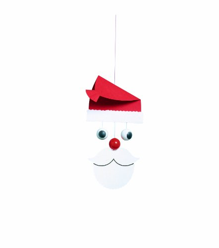 Flensted Mobiles Nursery Mobiles, Santa Claus