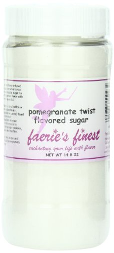 Faeries Finest Sugar, Pomegranate Twist, 14.0 Ounce