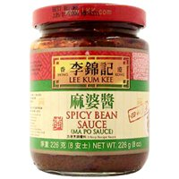 Lkk Spicy Bean Sauce 8 Oz by Lee Kum Kee