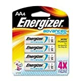 Quality Product By Energizer - Lithium Batteries Advanced AA 4
