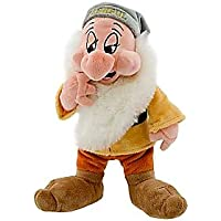 Disney Seven Dwarfs Bashful Plush Toy - 11