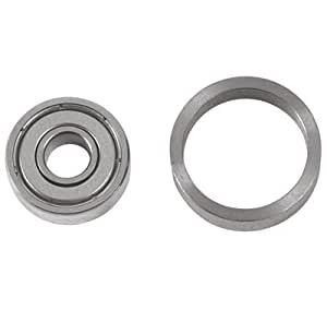 "Bosch 3600200514 Nylon Bushed Ball Bearing Sold/Surf Bit, 1/4"" I.D. x 3/4"" O.D."