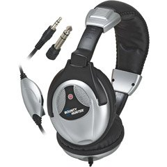 Bounty Hunter Bounty Hunter Metal Detctrheadphones Detctr Headphones (2-Way Radios & Scanners / Metal Detectors)