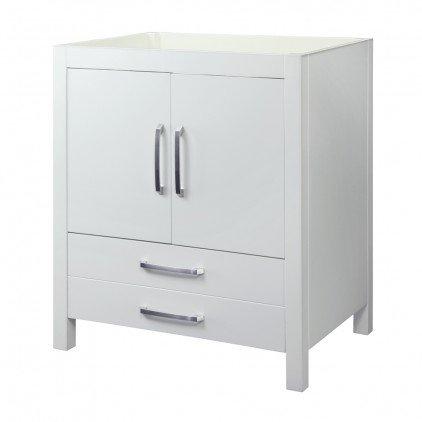 Decolav 5222-WHT Cameron 30-Inch Modular Vanity Console, White