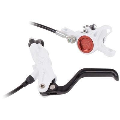 Buy Low Price Formula 2011 RX Bicycle Hydraulic Disc Brake – White (B0051L20BA)