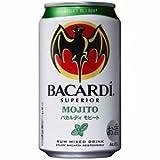 サッポロ バカルディ モヒート 缶 -4月25日新発売!- 350ML × 24本