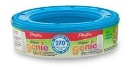Playtex Diaper Genie Disposal System Refills, 6 pack, up to 270 diapers each (1620 total) [Item #55452]
