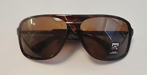 Pugs Gear Womens Sunglasses Tortoise