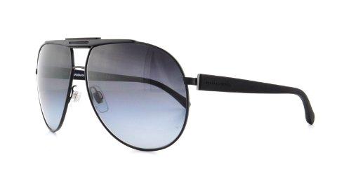 Dolce&Gabbana Dg2119 Sunglasses-11848G Matte Black (Gray Gradient Lens)-62Mm