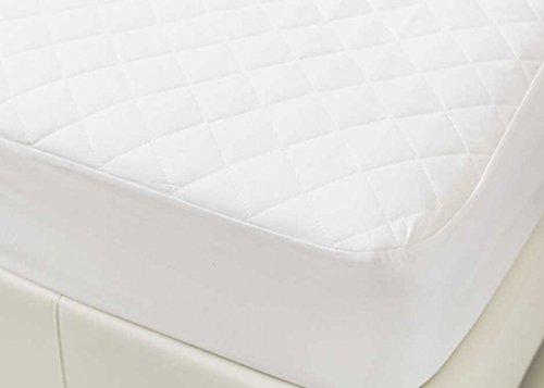 "Soft Luxurious Laminated Fabric Zipper Style Mattress Cover, King Size 78"" X 80"" X 16"""
