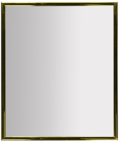 Kole Gold Trim Wall Mirror