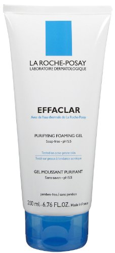 LA ROCHE POSAY EFFACLAR GEL PURIFYING FOAMING CLEANSING