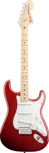 Fender American Special Stratocaster, Maple Fretboard – Candy Apple Red