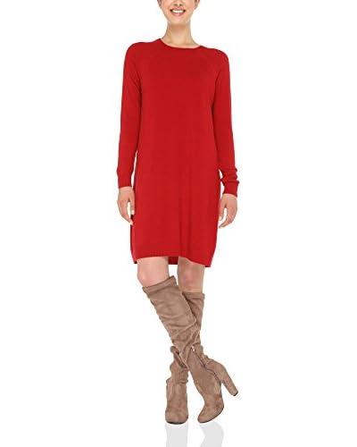 LOVE CASHMERE Vestido Rojo