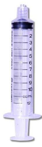 mckesson-brand-syringes-10cc-without-needle-luer-lock-box-of-100-model-102-s10c