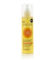 Suncare Face & Body Spray SPF15-200ml