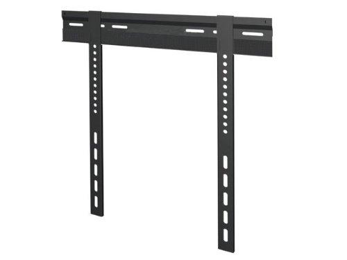 New Universal Ultra-Slim Fixed Flat Super Low Profile Tv Wall Mount Bracket For Lcd Led Plasma - Black (Max 120Lbs, 32~42 Inch) Max Vesa 400X400 Philips 32Pfl3505D/F7 40Pfl5505D/F7 40Pfl5705D/F7 40Pfl3705D/F7 40Pfl3505D/F7
