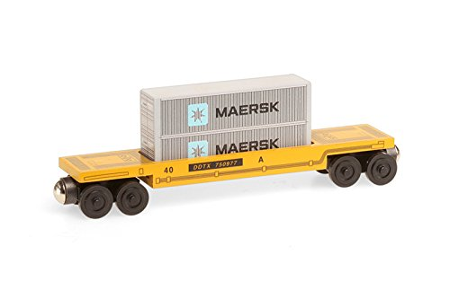 doublestack-car-maersk-wooden-toy-train-by-whittle-shortline-railroad-manufacturer