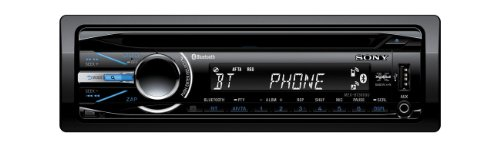 Sony MEX-BT3800U Bluetooth Car Stereo with Usb and Front Aux Input