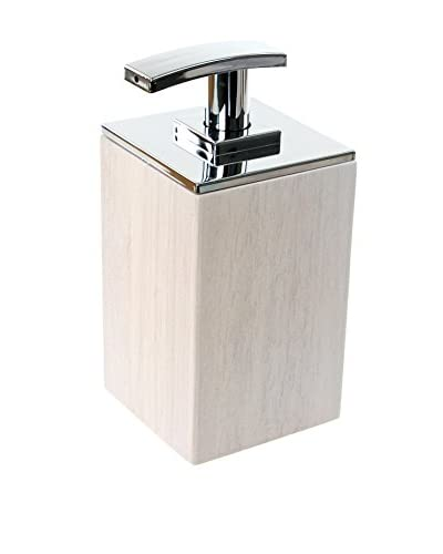 Gedy by Nameek's Cubico Soap Dispenser PA81-02, White