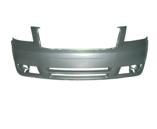 OE Replacement Dodge Dakota Front Bumper Cover Partslink Number CH1000240