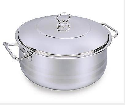 Dutch Oven with Lid Size: 11 Qts