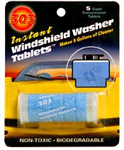 303 Instant Windshield Washer Tablets by 303