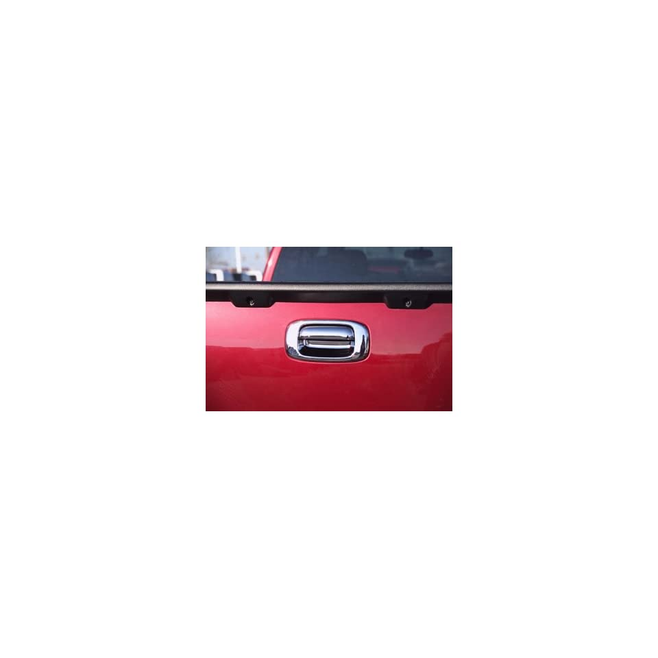 Putco Chrome Tailgate Handle Covers, for the 2005 Nissan
