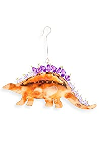 Pilgrim Imports Stegosaurus Fair Trade Ornament
