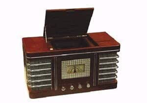 Emerson NR53 - Heritage Series AM/FM Stereo Table Radio
