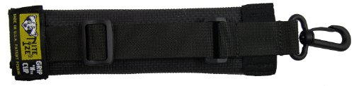 Nite Ize Gnc-06-D Grip N Clip D Size Flashlight Holder With Clip