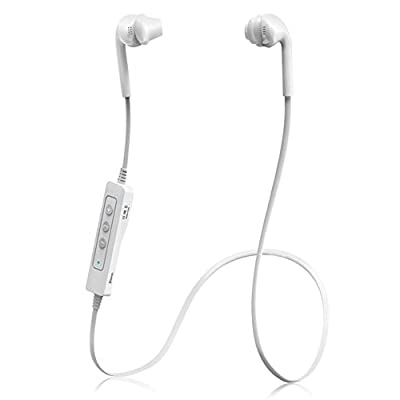 "SNEER ""iSport"" Series Premium 2014 Newest Mini Wireless Bluetooth Headset Stereo Sports/Running & Gym/Exercise Bluetooth Earbuds Ultra-light Headphones Headsets w/Microphone for Iphone 6 5S 5C 4S 4, Ipad 2 3 4 New iPad,iPad Air Ipod, Android, Samsung Gala"