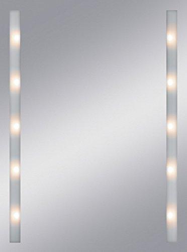 Dreams4Home-Spiegel-Wandspiegel-Kristallglasspiegel-Badezimmerspiegel-Pinja-II-60x80-cm-Lichtspiegel-mit-integrierter-Beleuchtung-1500Im-10-Halogenpins-a-10W-inkl-Trafo-und-Zugschalter-komplett-vormon