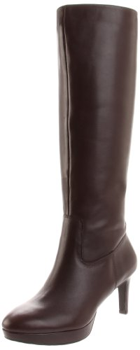 Rockport Women's Juliet Boot Dark Brown Knee High Boot K58581 5 UK