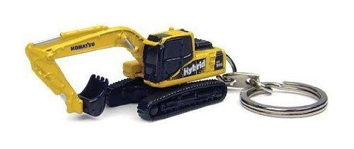 komatsu-komatsu-hb215-hybrid-hydraulic-excavator-key-chains-japan-import-by-komatsu