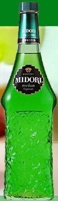 Midori Melon Liqueur 1 Liter