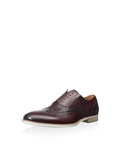 Steve Madden Men's Romah Laceless Wingtip Oxford