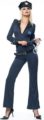Sexy Policewoman lingerie
