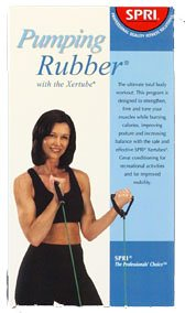 SPRI Pumping Rubber with the Xertube Exercise Video (VHS and DVD)